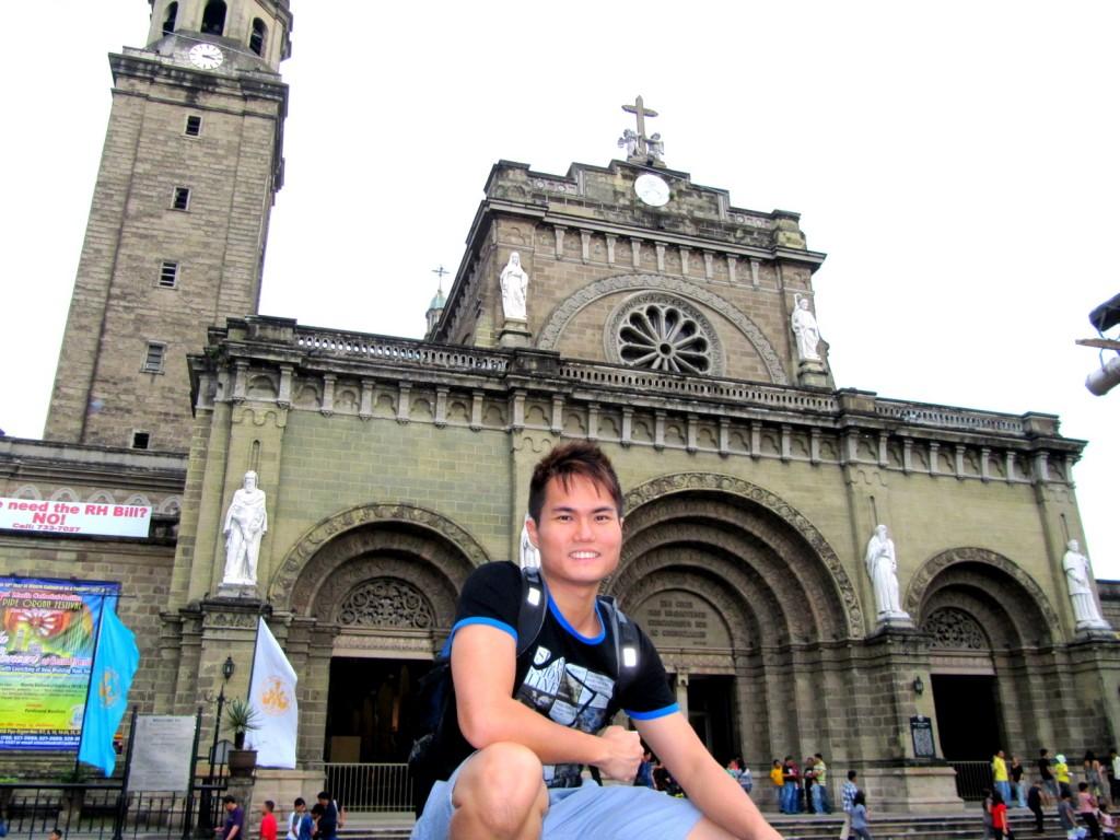 The Manila Metropolitan Cathedral Basilica