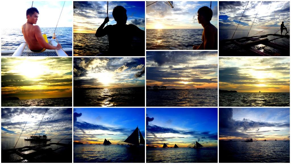 Beautiful scenic photos of Philippines