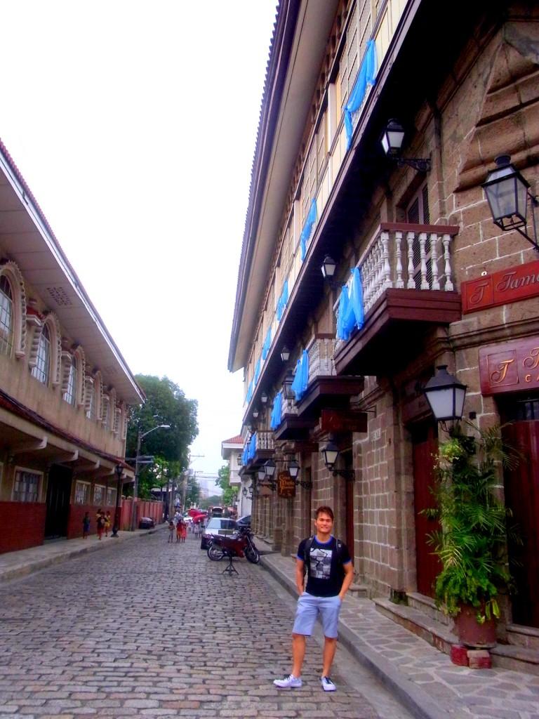 Casa Manila Museum in Intramuros