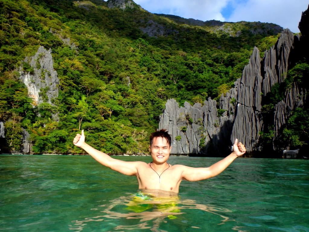Conquering Cadlao Island