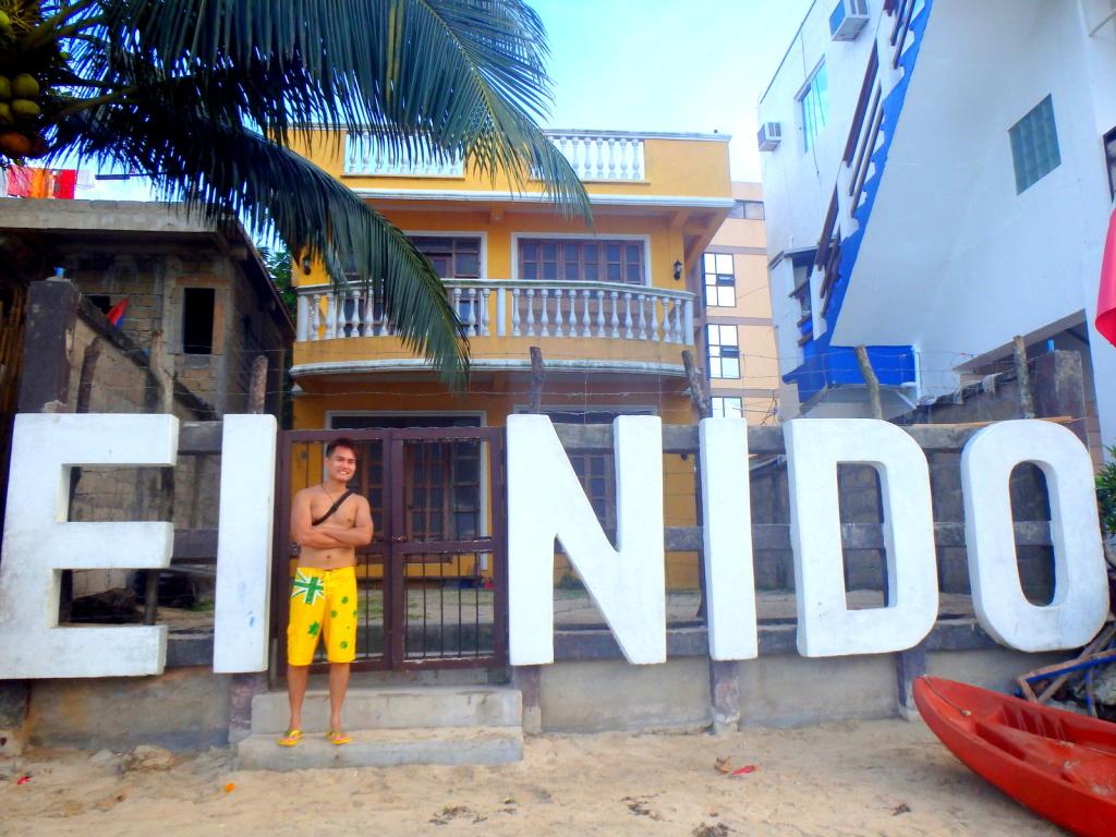El Nido Sign