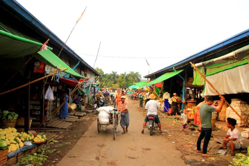 Danyingon Market