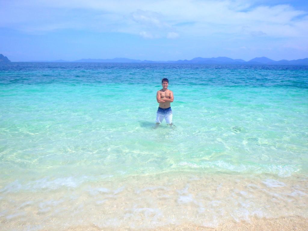 Khai Island near Koh Phi Phi