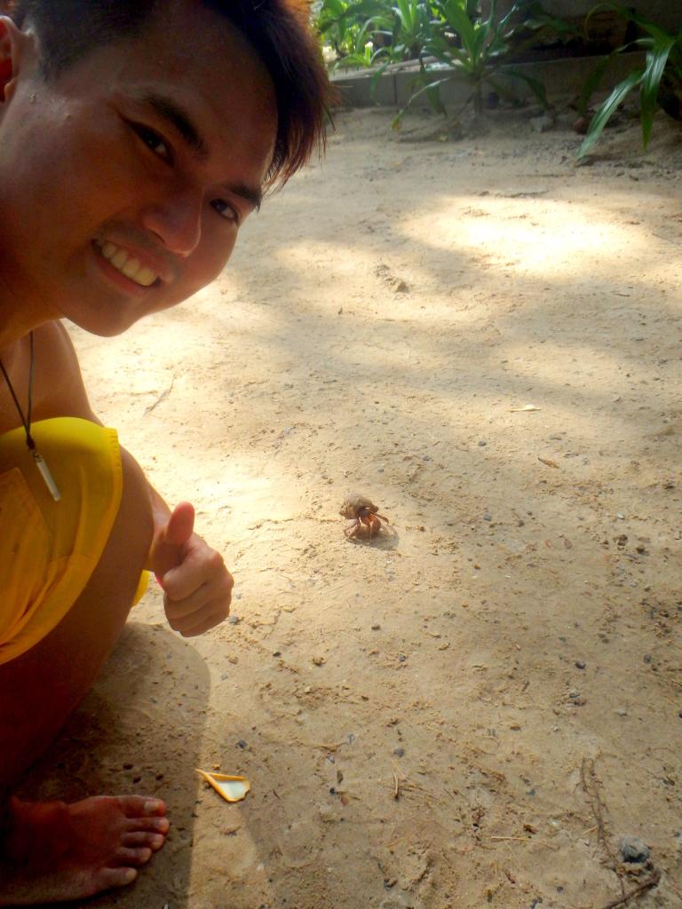 Hermit Crab @ Similan Island
