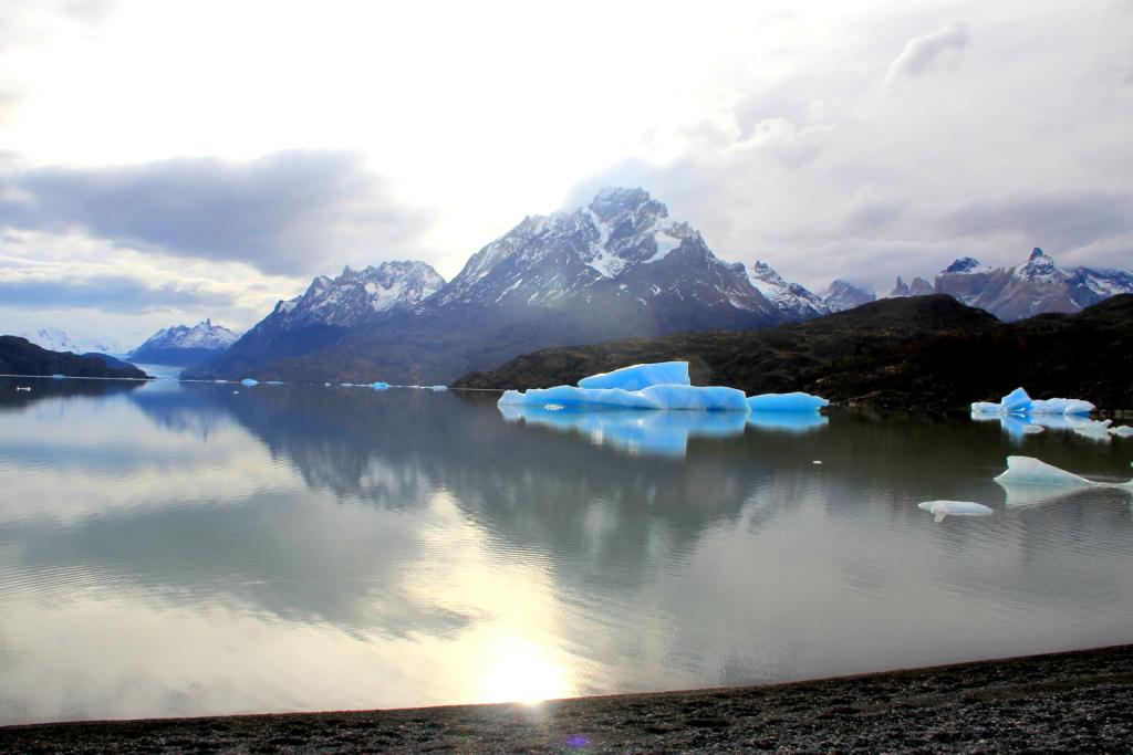 Lago Grey, Chile