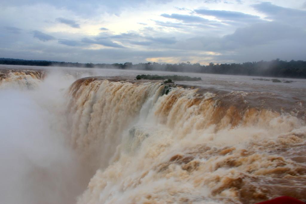 Devil's Throat, Iguazu Falls (Argentina Side)