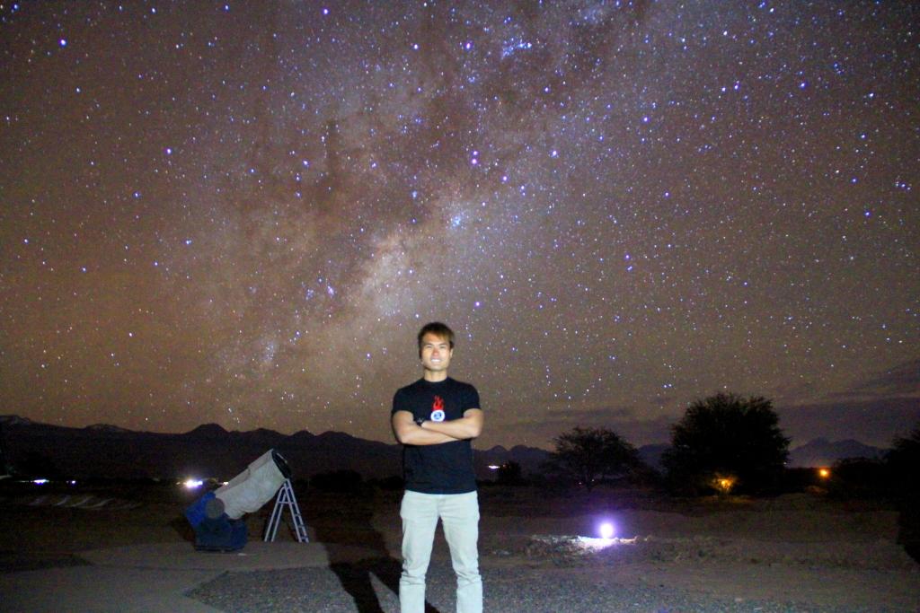 Star Gazing @ San Pedro Atacama Desert, Chile