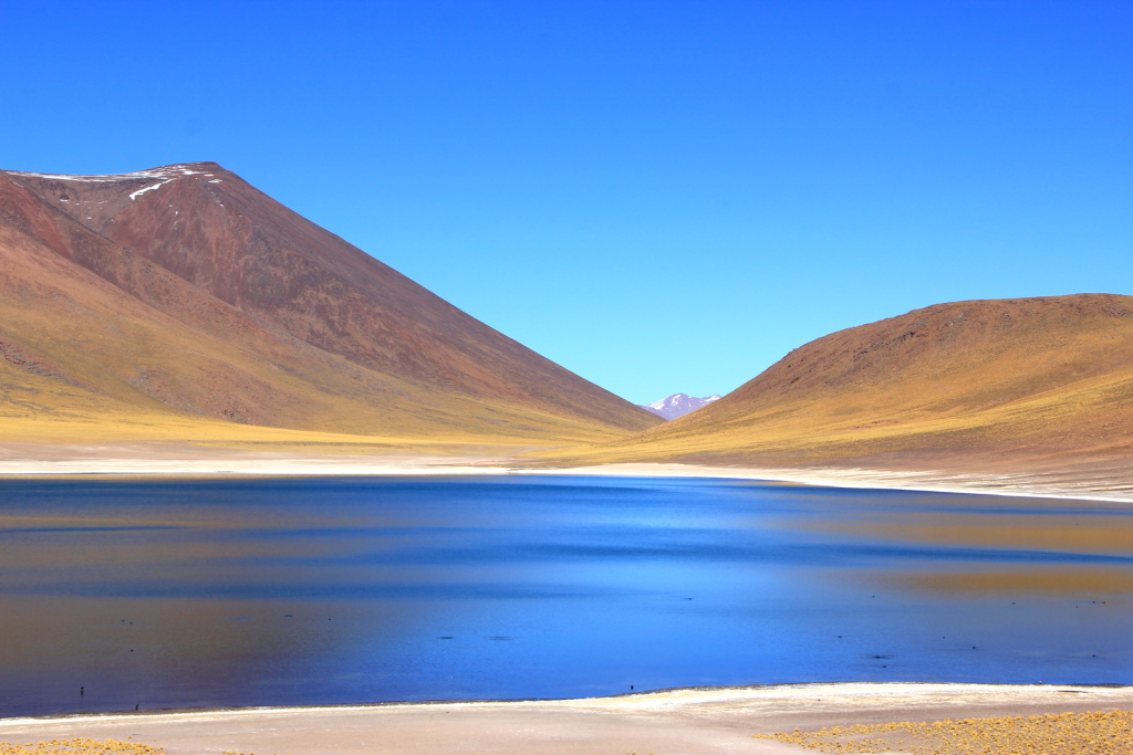 Altiplanic Lagoons, Chile