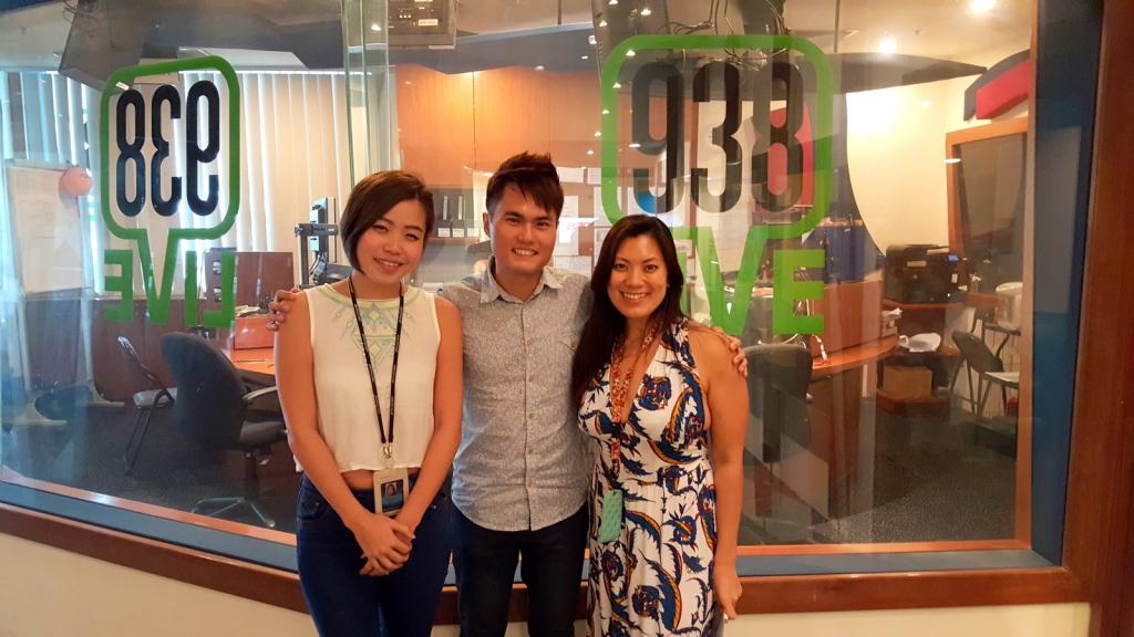 Angela Lim, Keith Yuen & Daphne Lim