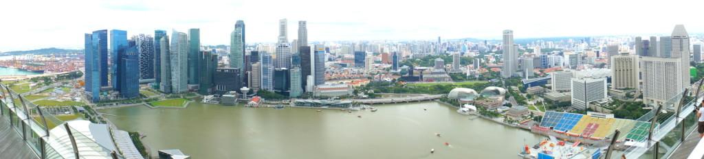 Pulau Ujong, Singapore