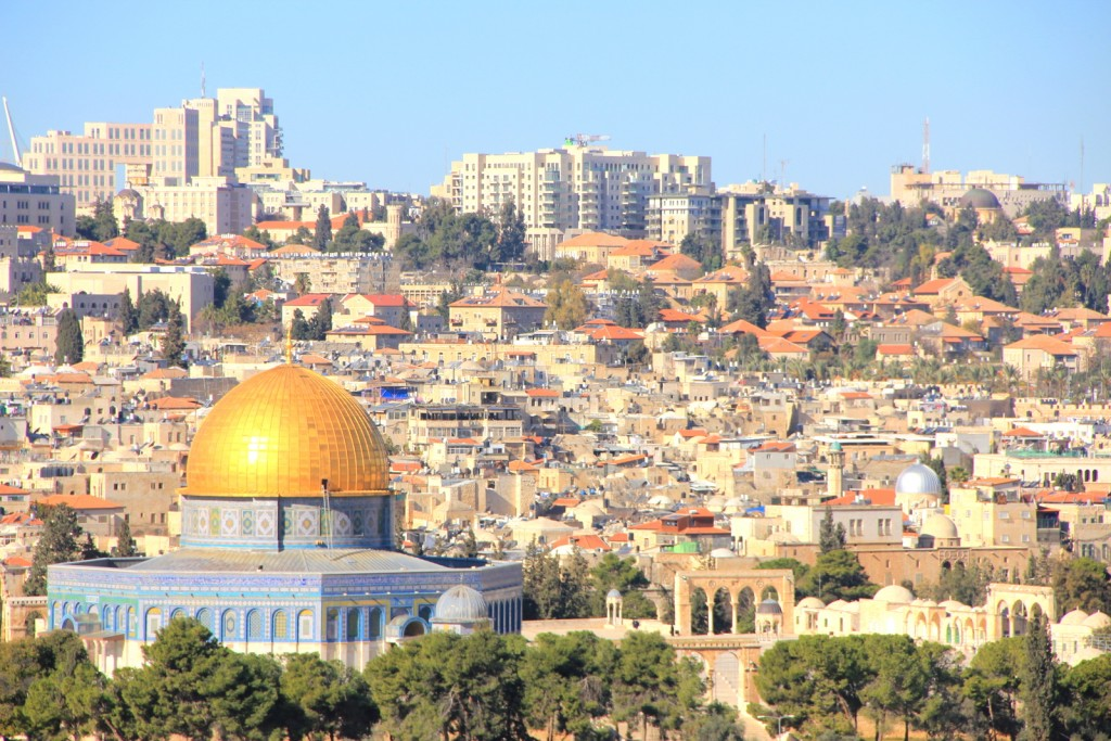 The Holy Land, Jerusalem, Israel