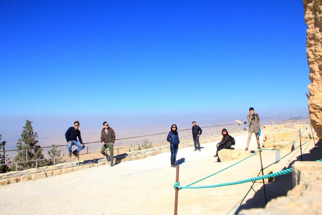 Doing BSB cover in Jordan! haha
