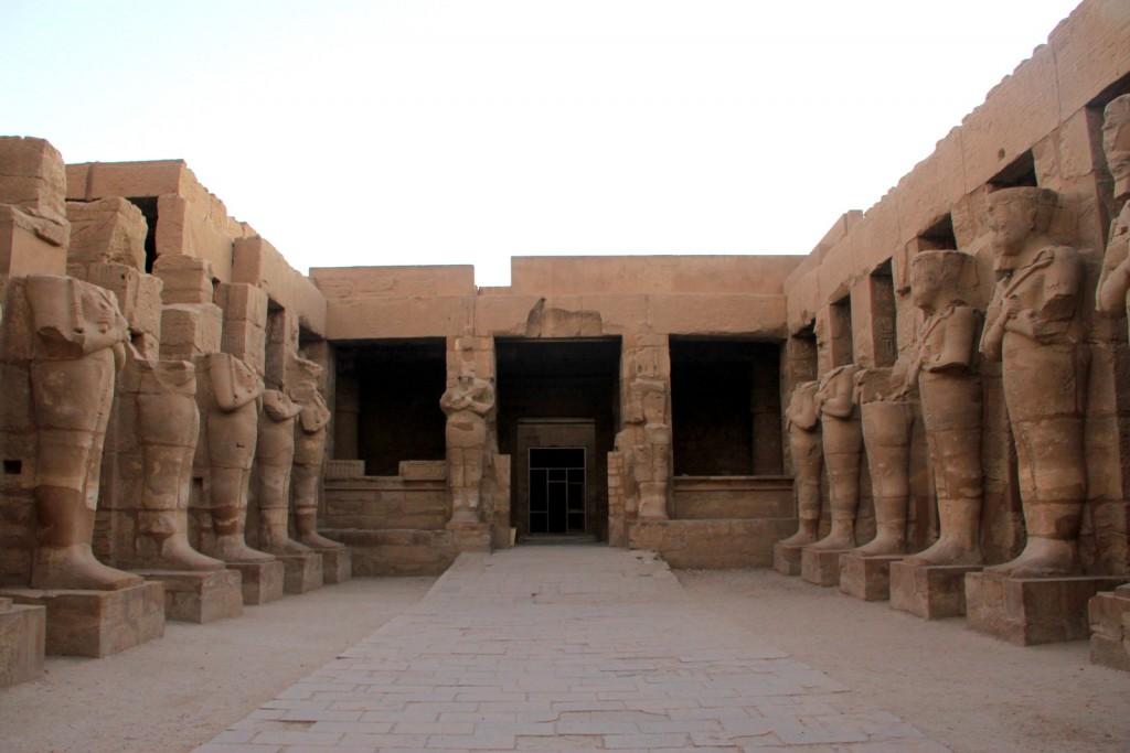 The Karnak Temple in Egypt!