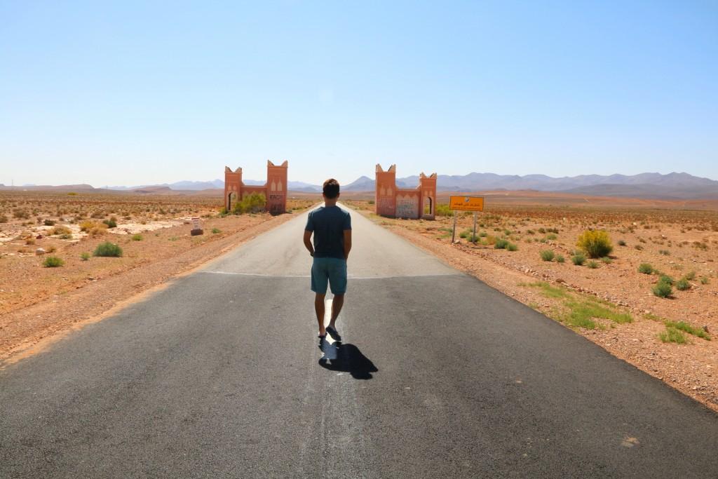 Heading to Sahara Desert!