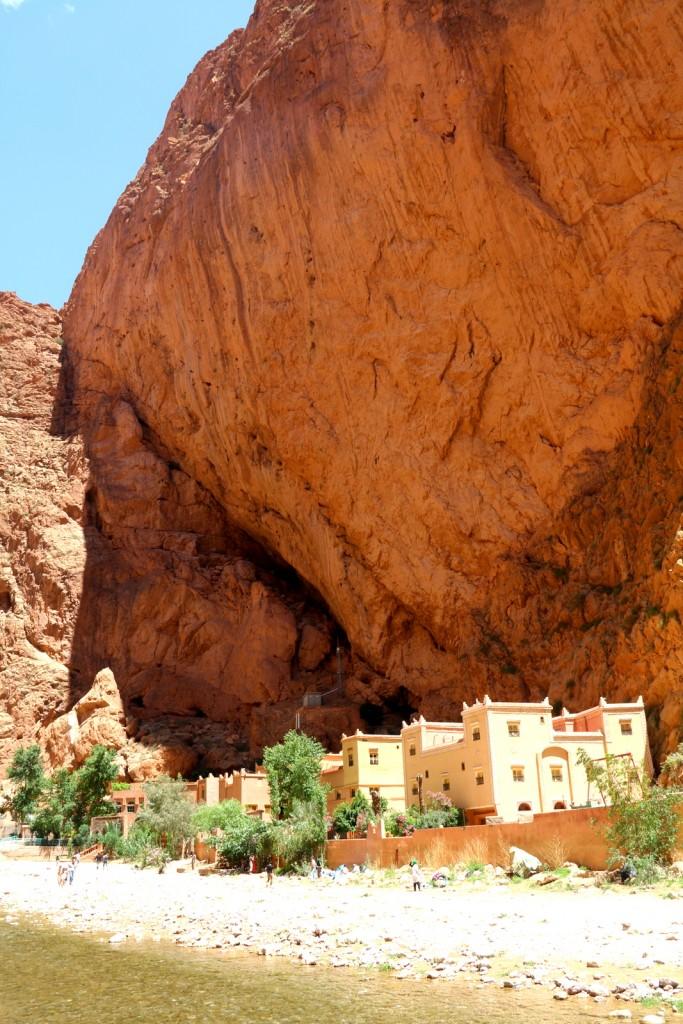 The berber settlements