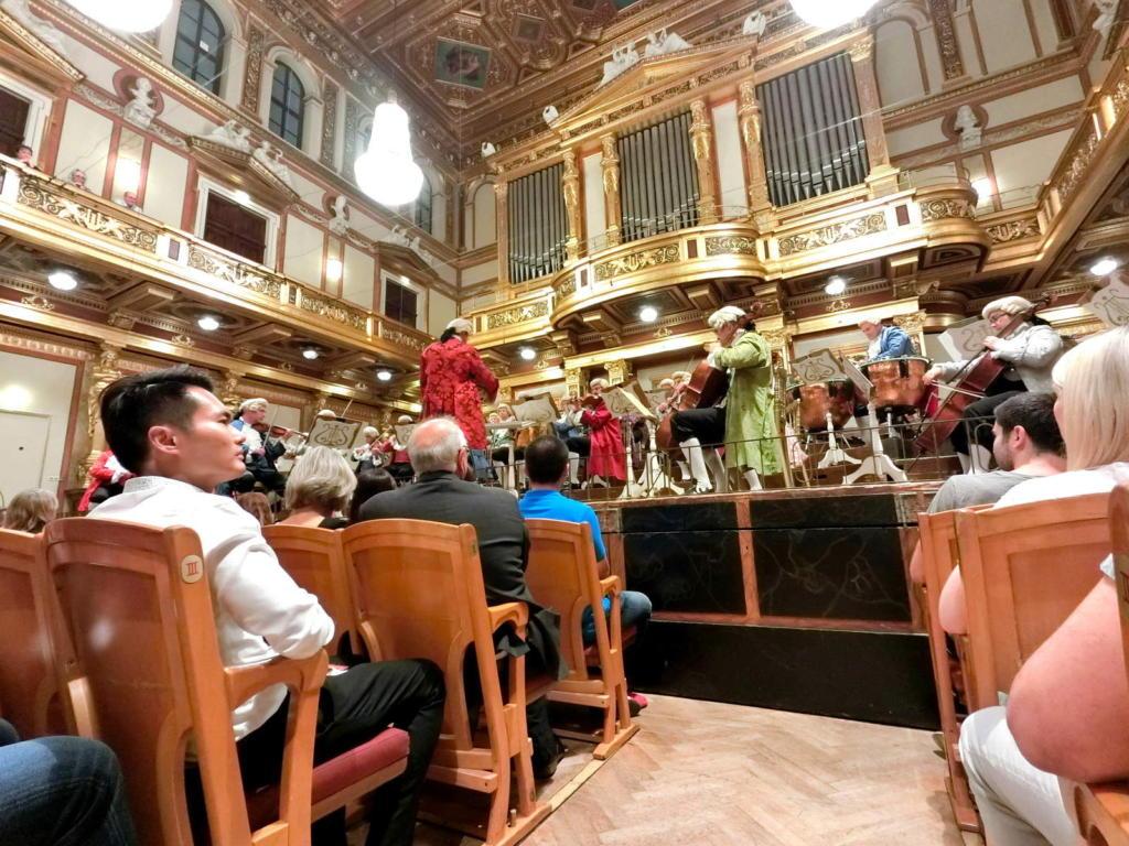 Mozart Orchestra Musikverein