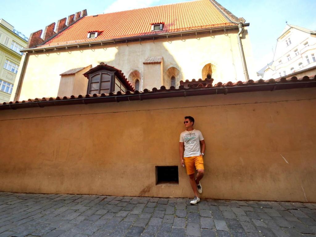 Jewish Quarter Prague