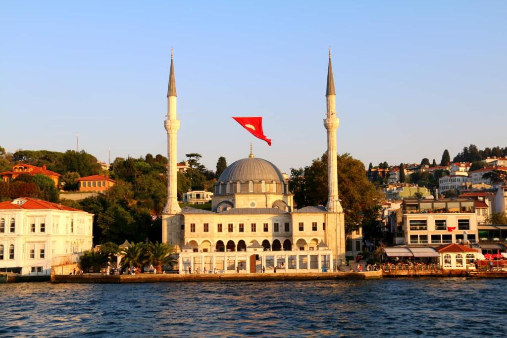 Bosphorus Mosque