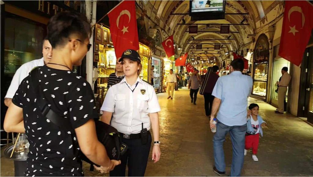 Grand Bazaar Security