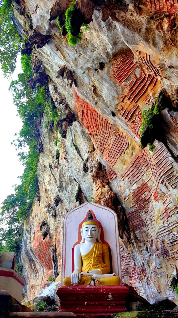 Buddha & Carvings
