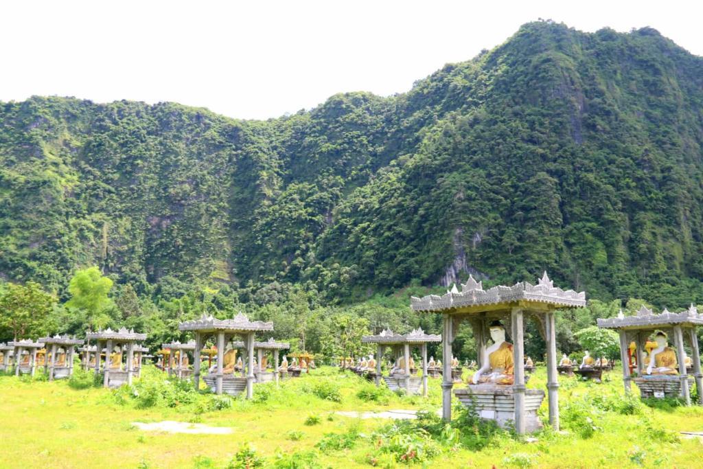 Lumbini Garden Myanmar