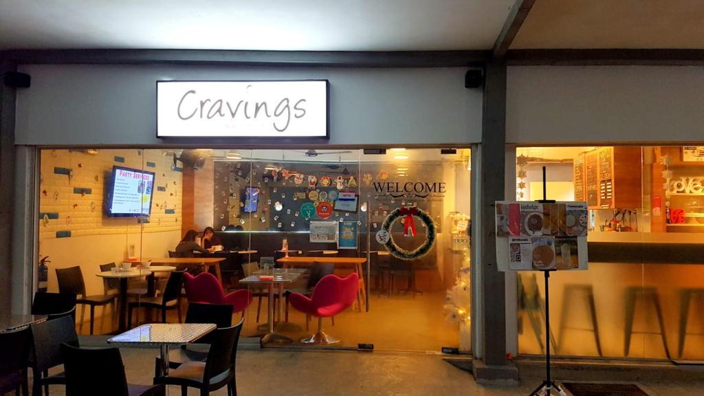 Dessert Cafe Cravings