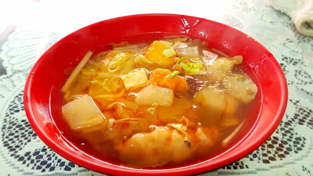 Taiwanese Vegetarian Vermicelli