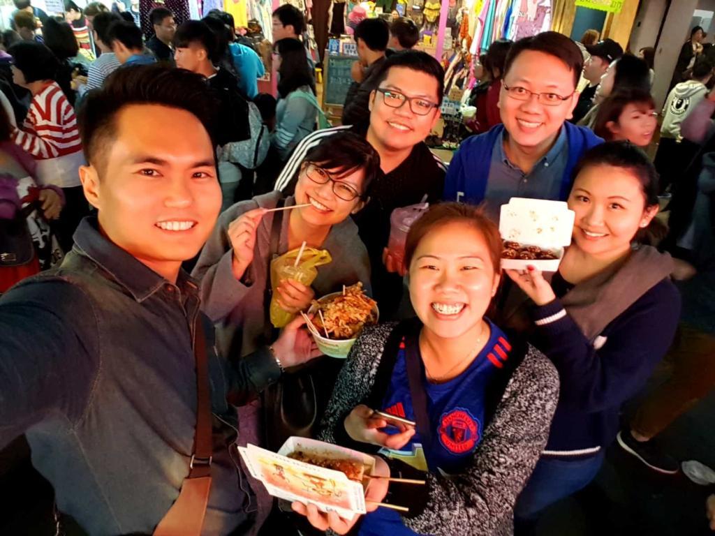 Taiwanese Night Market