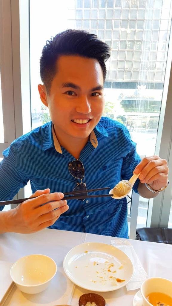 Vegetarian Xiao Long Bao