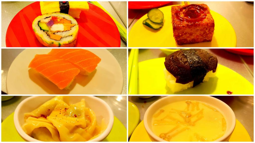 Vegetarian Japanese Food