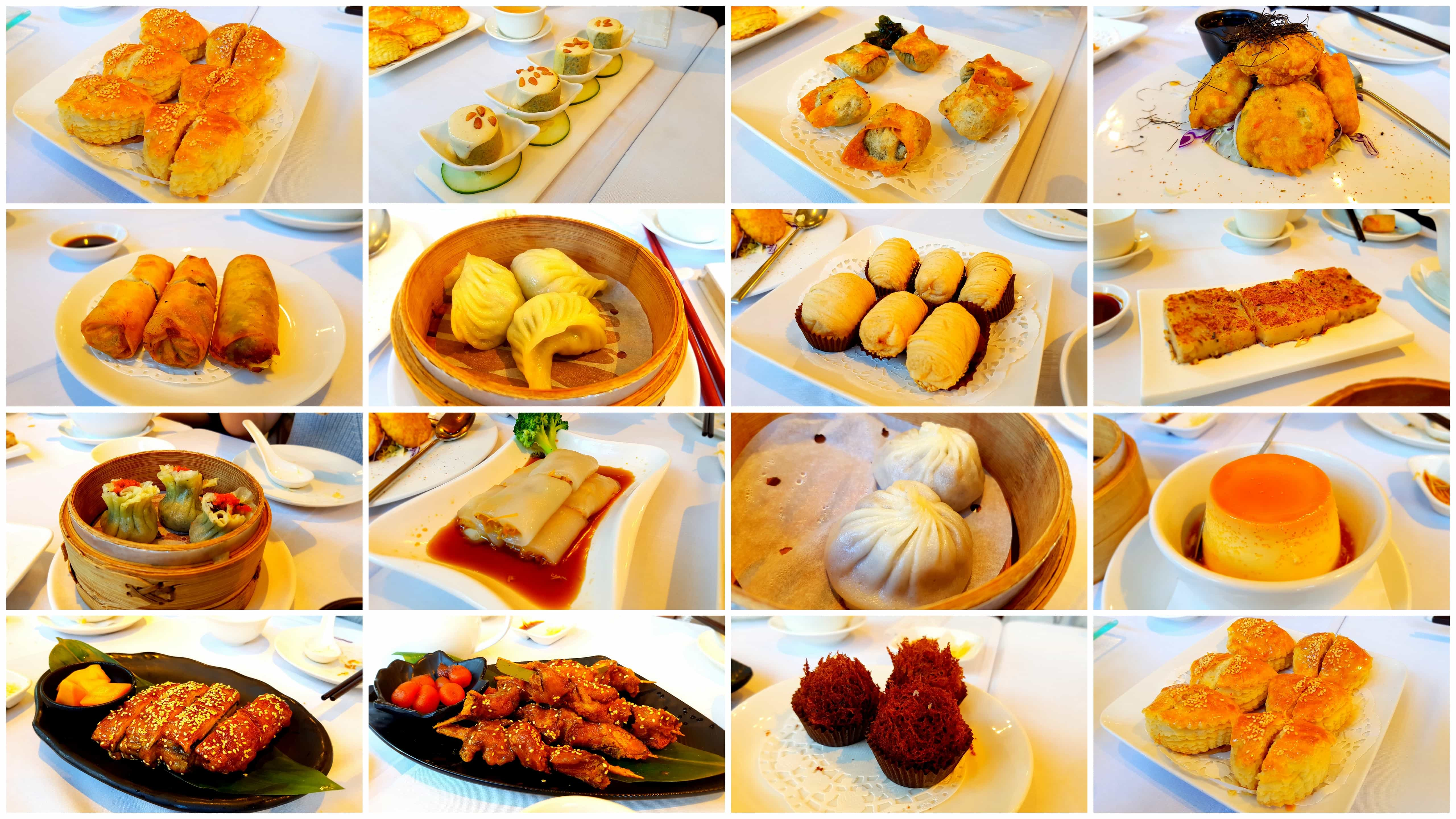 Taiwan Food Vs Chinese Food