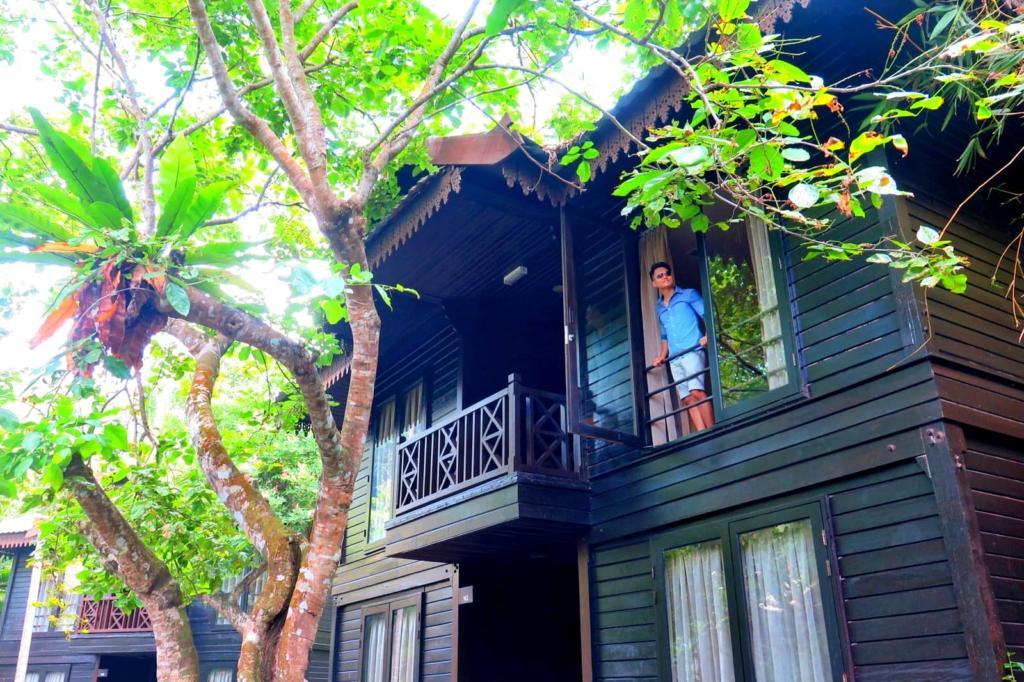 The Taaras Garden Suite