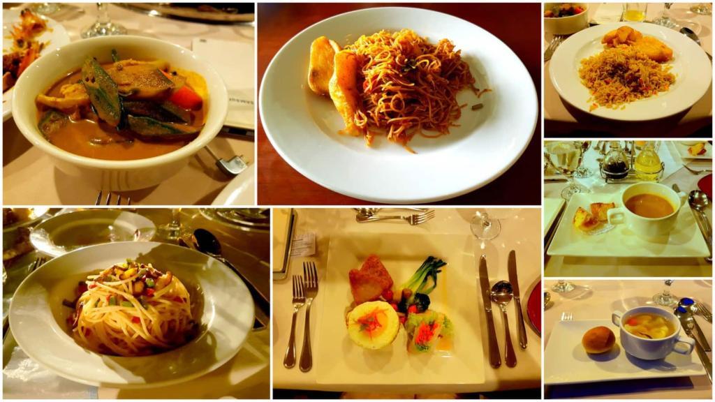 Taaras Resort Food