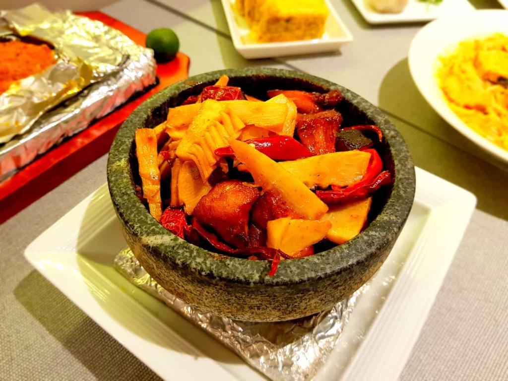 Braised Mushroom Hot Pot