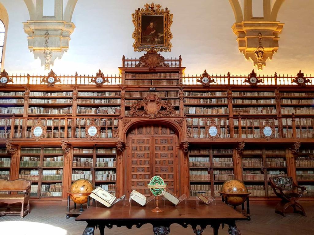 Salamanca University Library