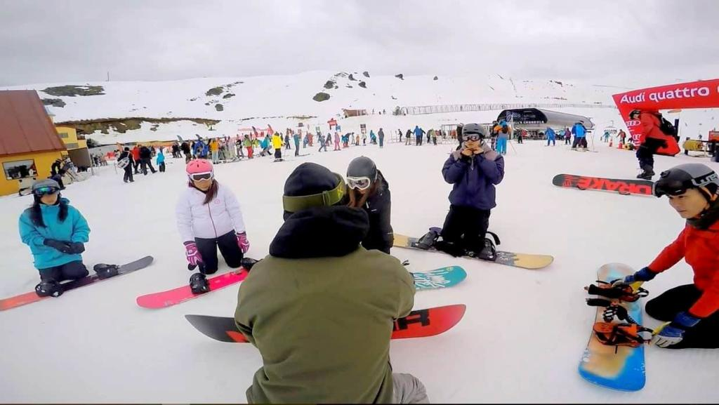 Snowboarding New Zealand The Ride Side