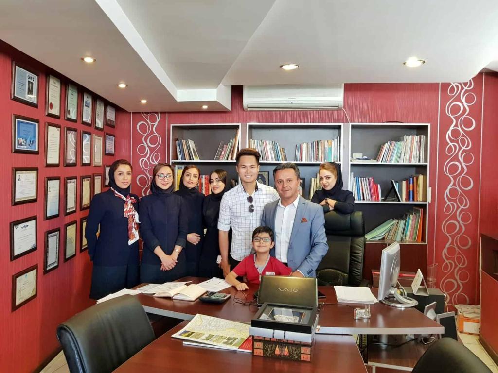 Friendly Iran Travel and Tours Agency Gardeshgaran