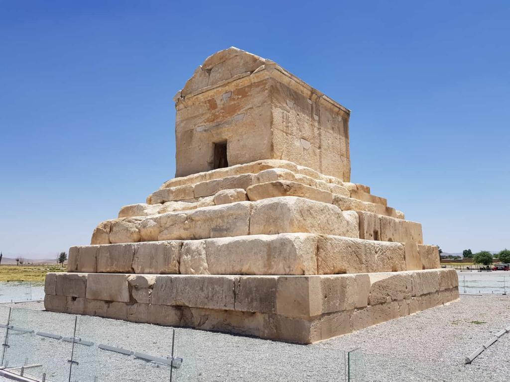 Tomb of Cyrus
