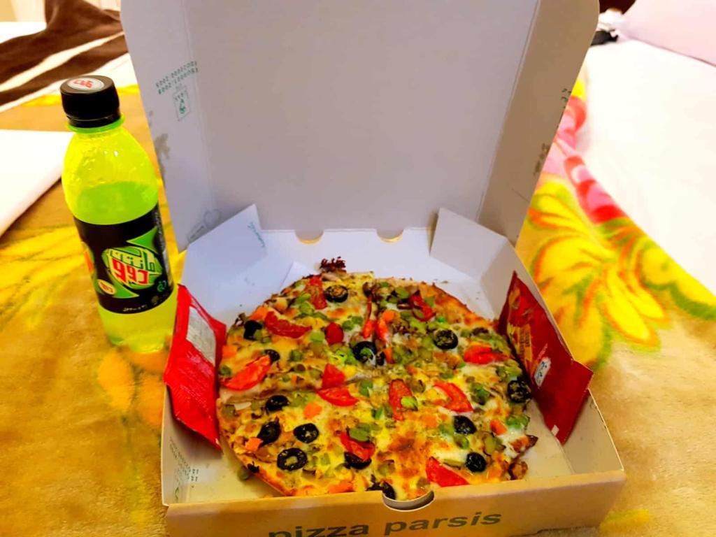 Cheap Pizza Iran