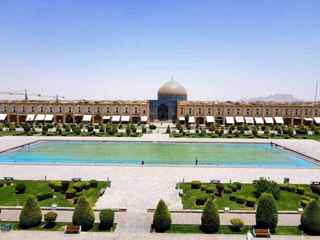 Naqsh-e Jahan Square, Iran