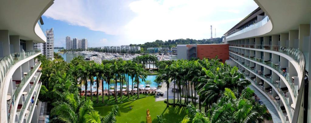 W Singapore Sentosa Cove Marina