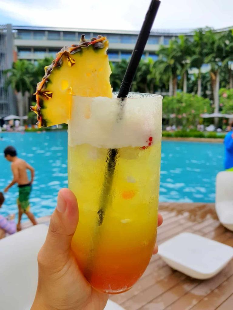 W Singapore Signature Drink