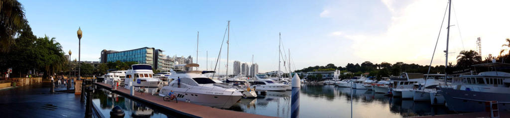 ONE°15 Marina Sentosa Cove
