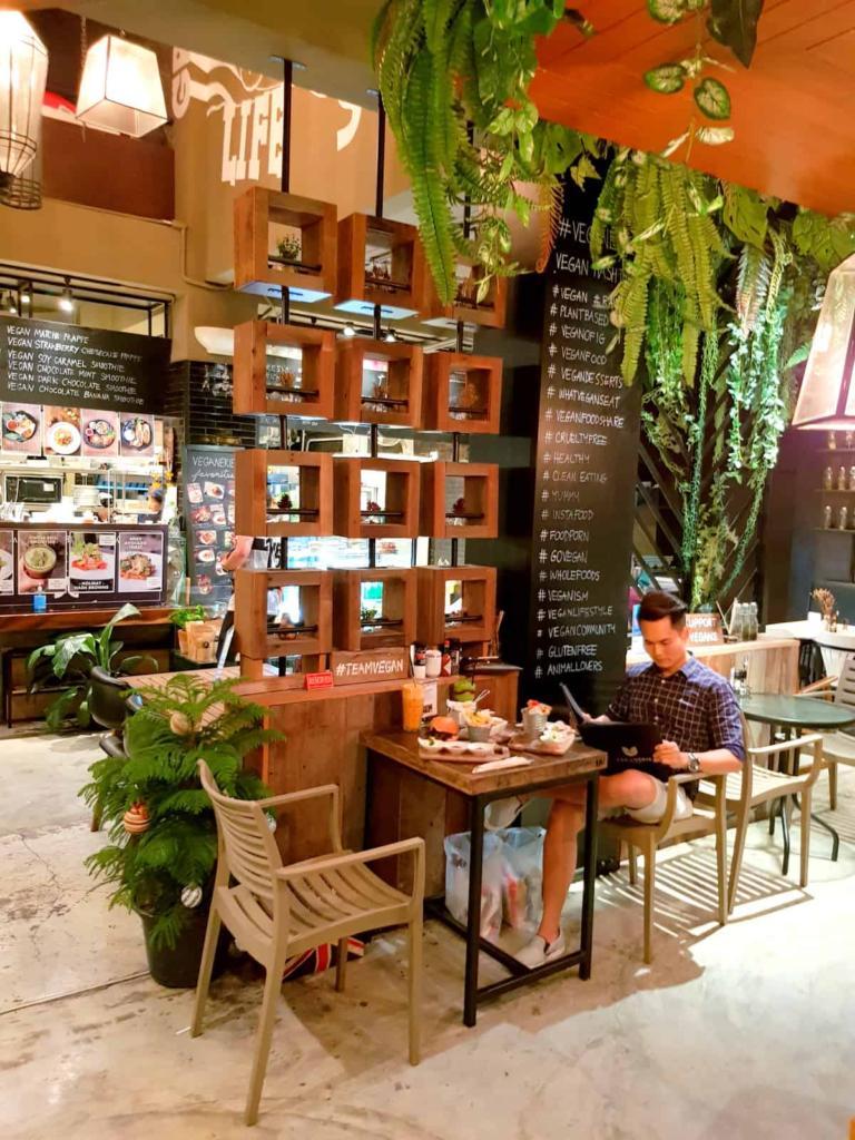 Veganerie Bangkok Thailand