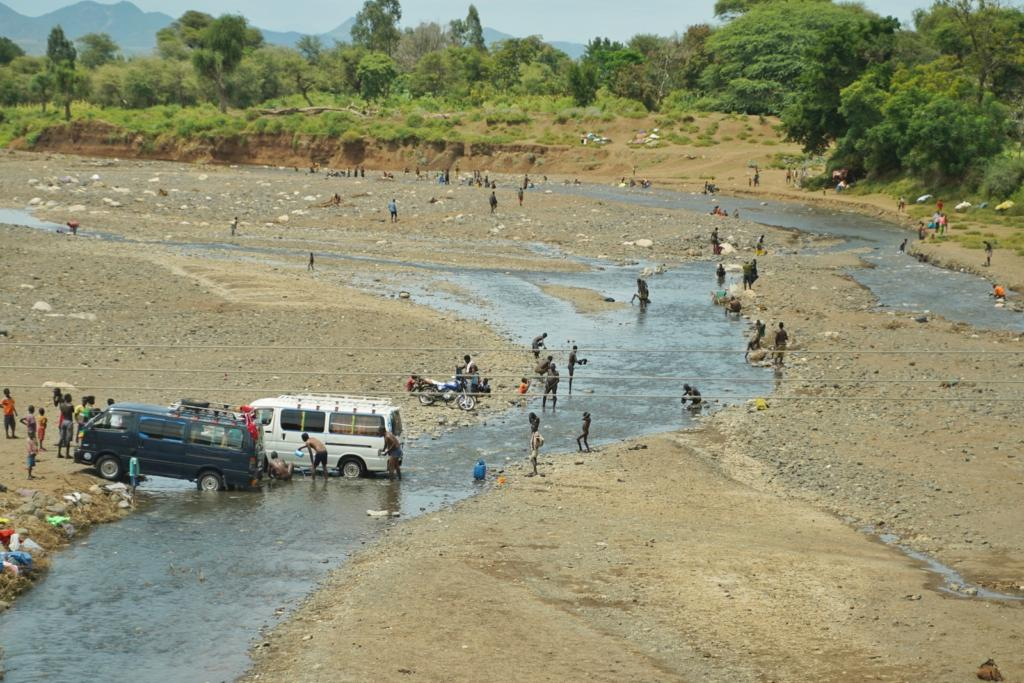 Ethiopia Omo Valley River