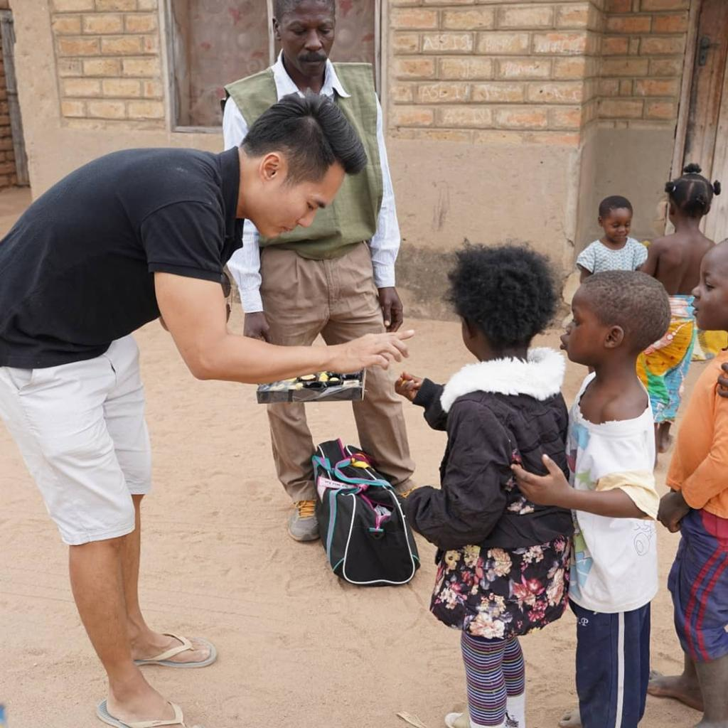Saving Africa Children