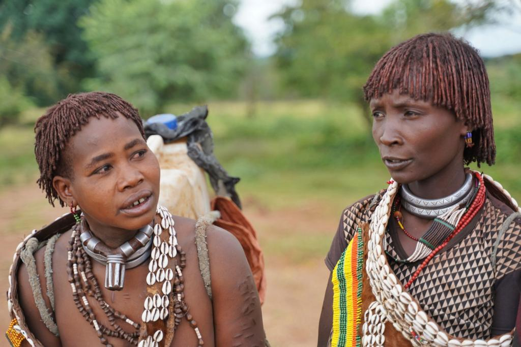 Hammer Tribe Women