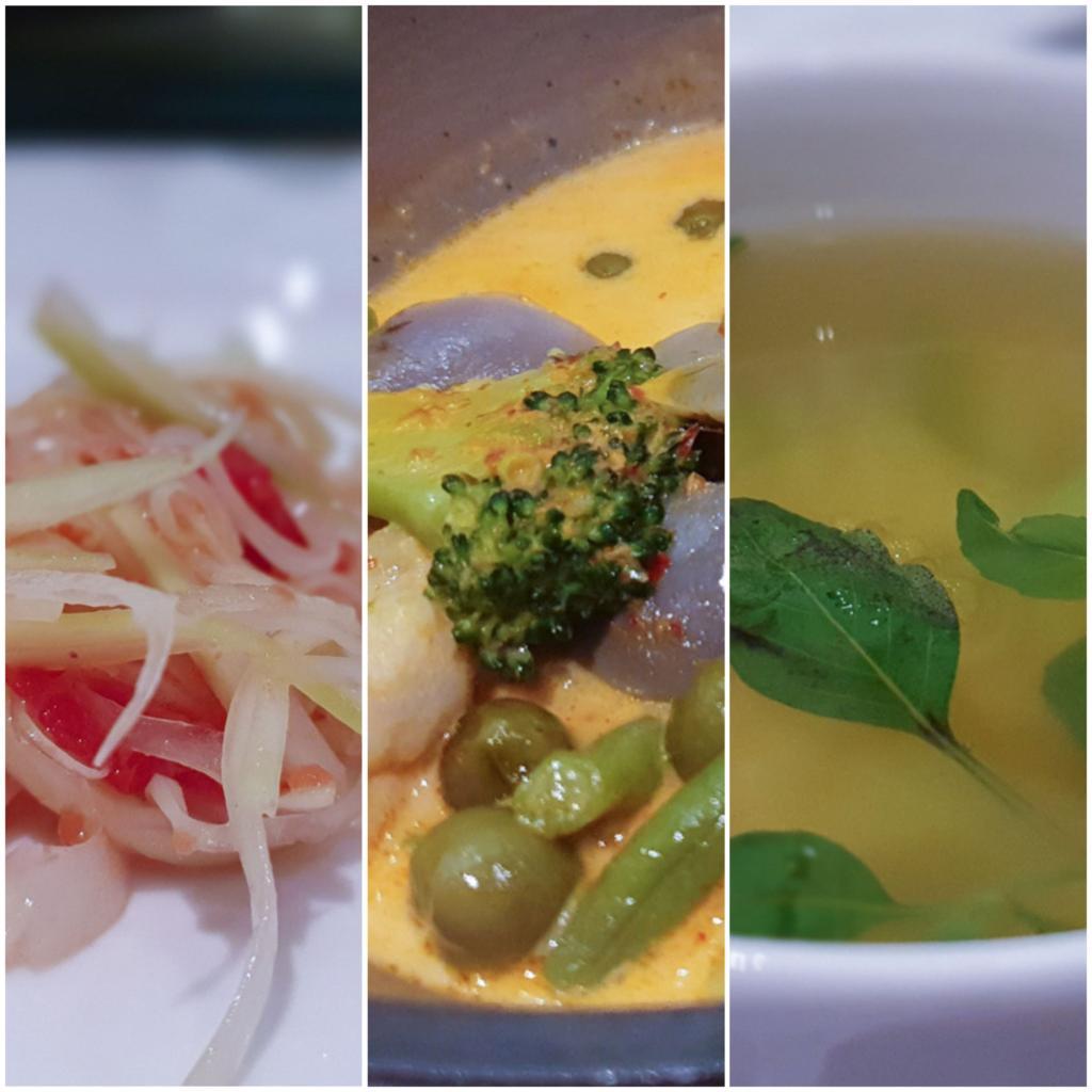 Laos Thai Food