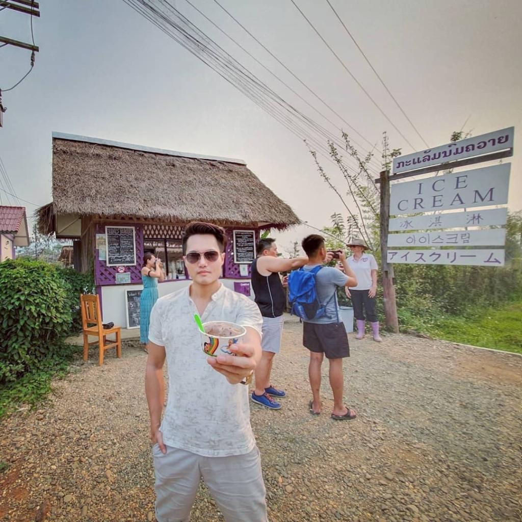 Buffalo Milk Ice Cream