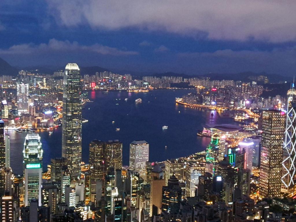 The Victoria Peak Hong Kong